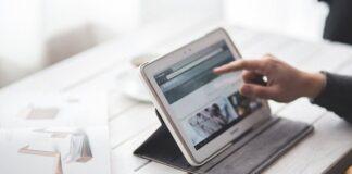 tablet, zakupy