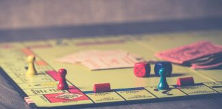 zakupy, gry planszowe
