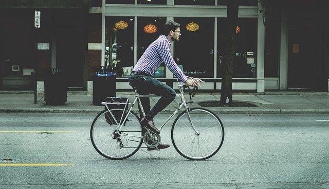 rower miejski,