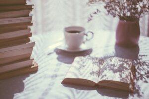 zakupy, książki