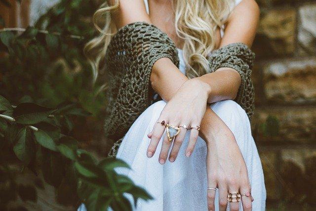 zakupy, biżuteria, złoto